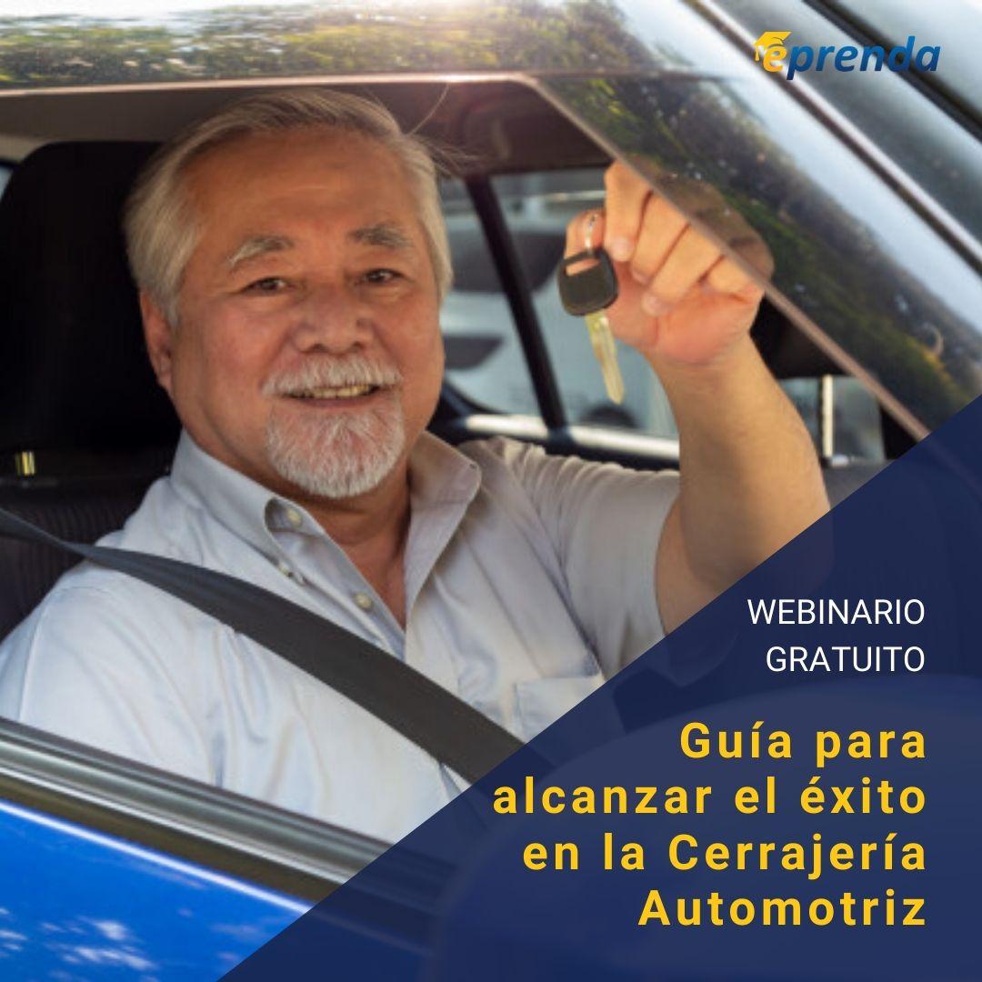 Guía práctica para alcanzar el éxito en la Cerrajería Automotriz