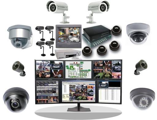 Sistema de seguridad con Cámaras Analógicas (CCTV)