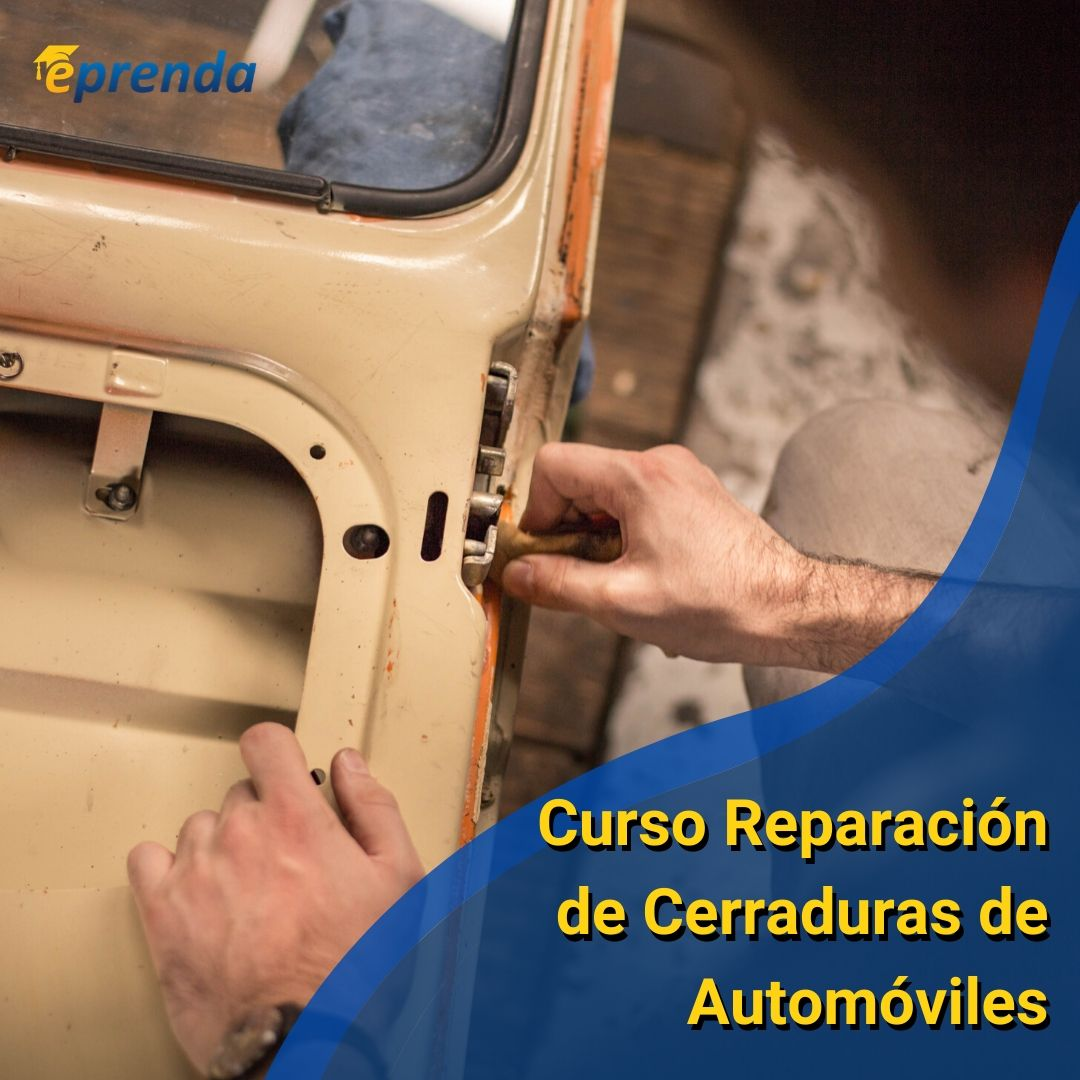 Curso de reparación de Cerraduras de Automóviles