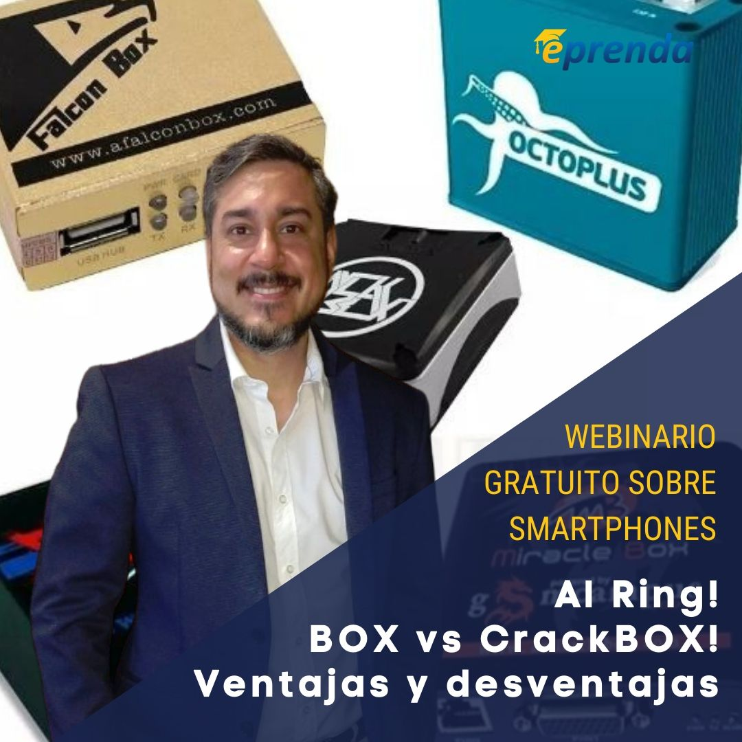 Al Ring! BOX vs CrackBOX! - Ventajas y desventajas