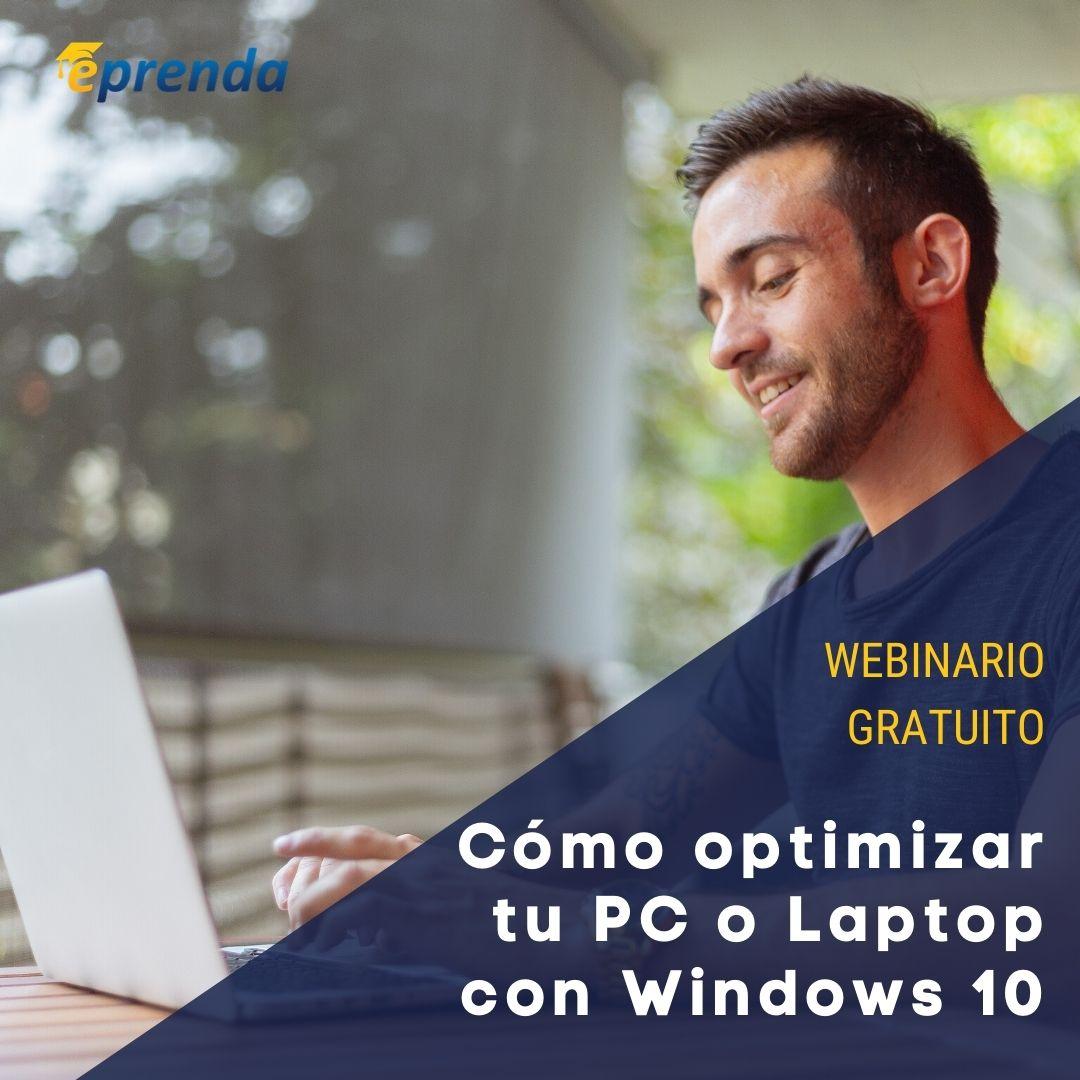 ¿Cómo optimizar tu PC o Notebook con Windows 10?