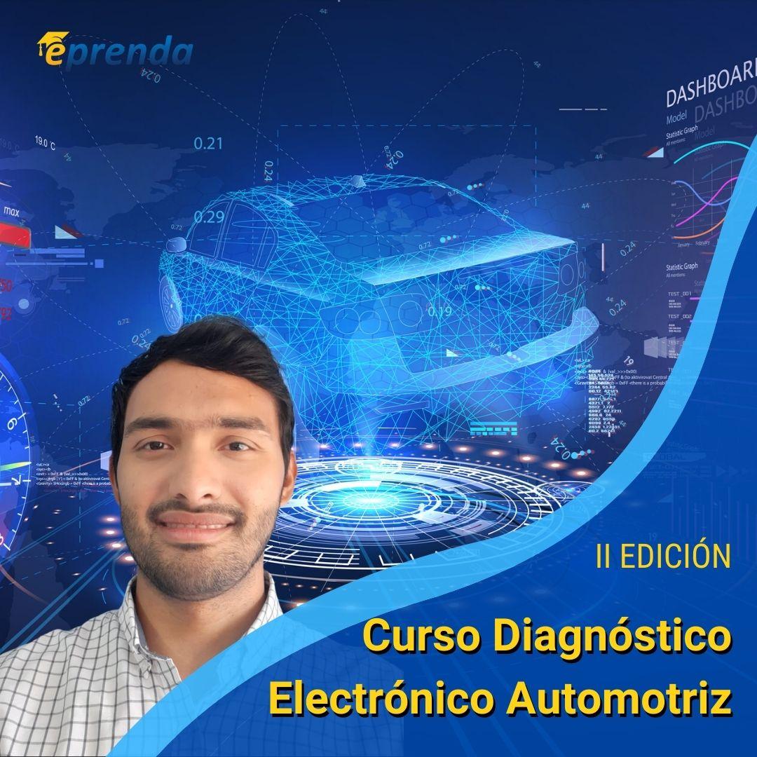 Curso Diagnóstico Electrónico Automotriz