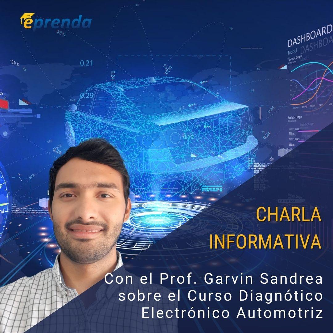 Charla informativa: Curso Diagnóstico Electrónico Automotriz