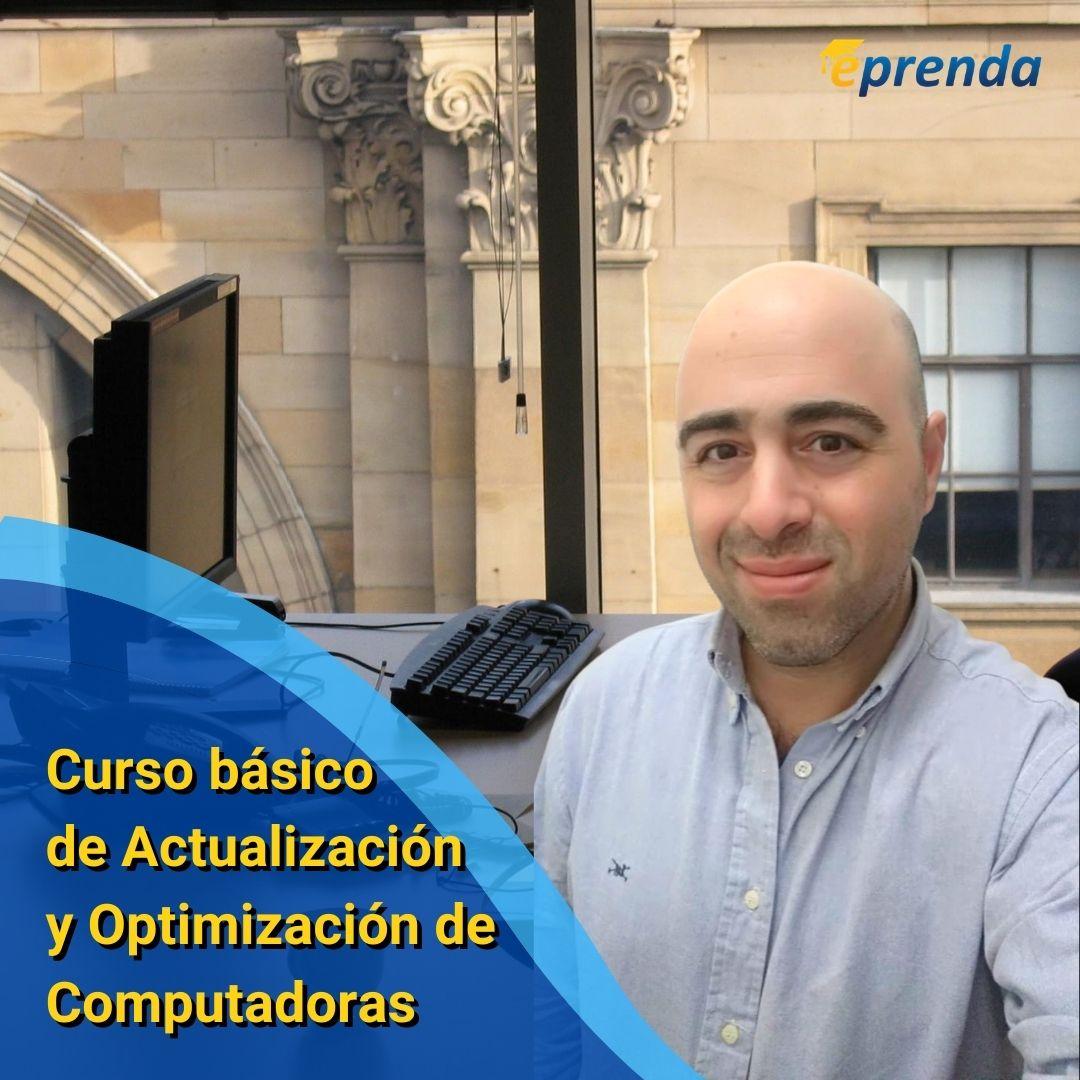 Curso básico de Actualización y Optimización de Computadoras