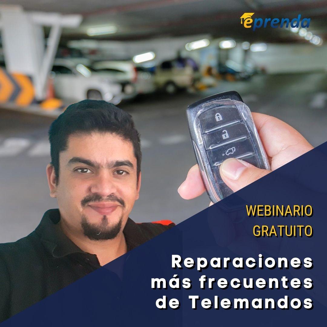 Reparaciones más frecuentes de Telemandos