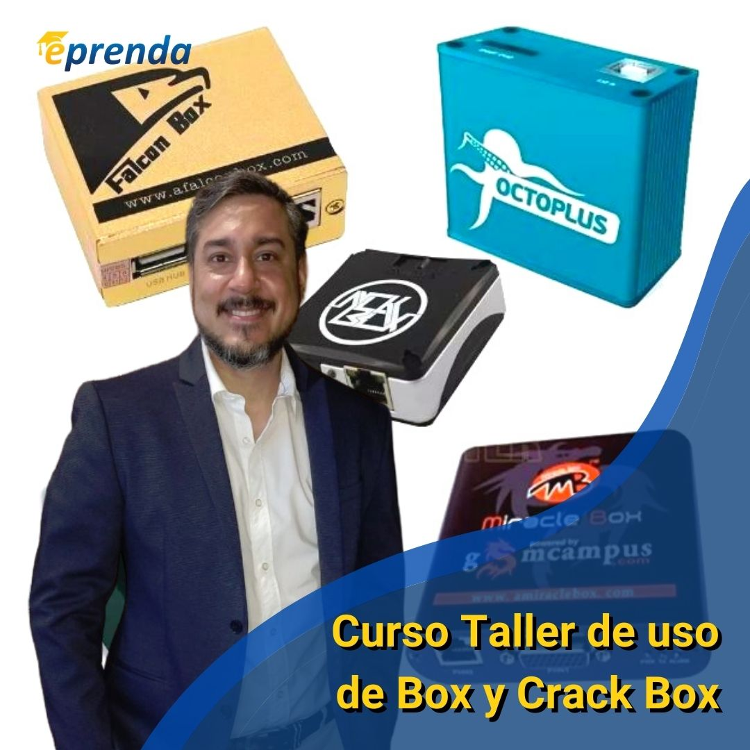 Curso Taller de uso de Box y Crack Box