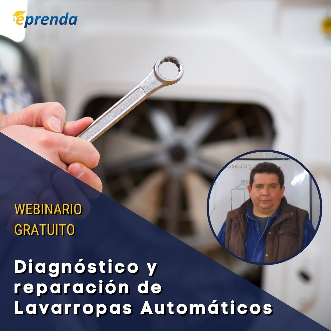 Diagnóstico y reparación de Lavarropas Automáticos
