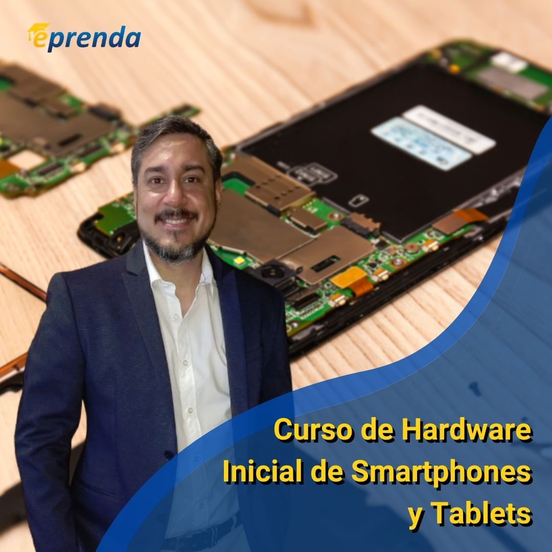 Smartphones y Tablets - Hardware Inicial