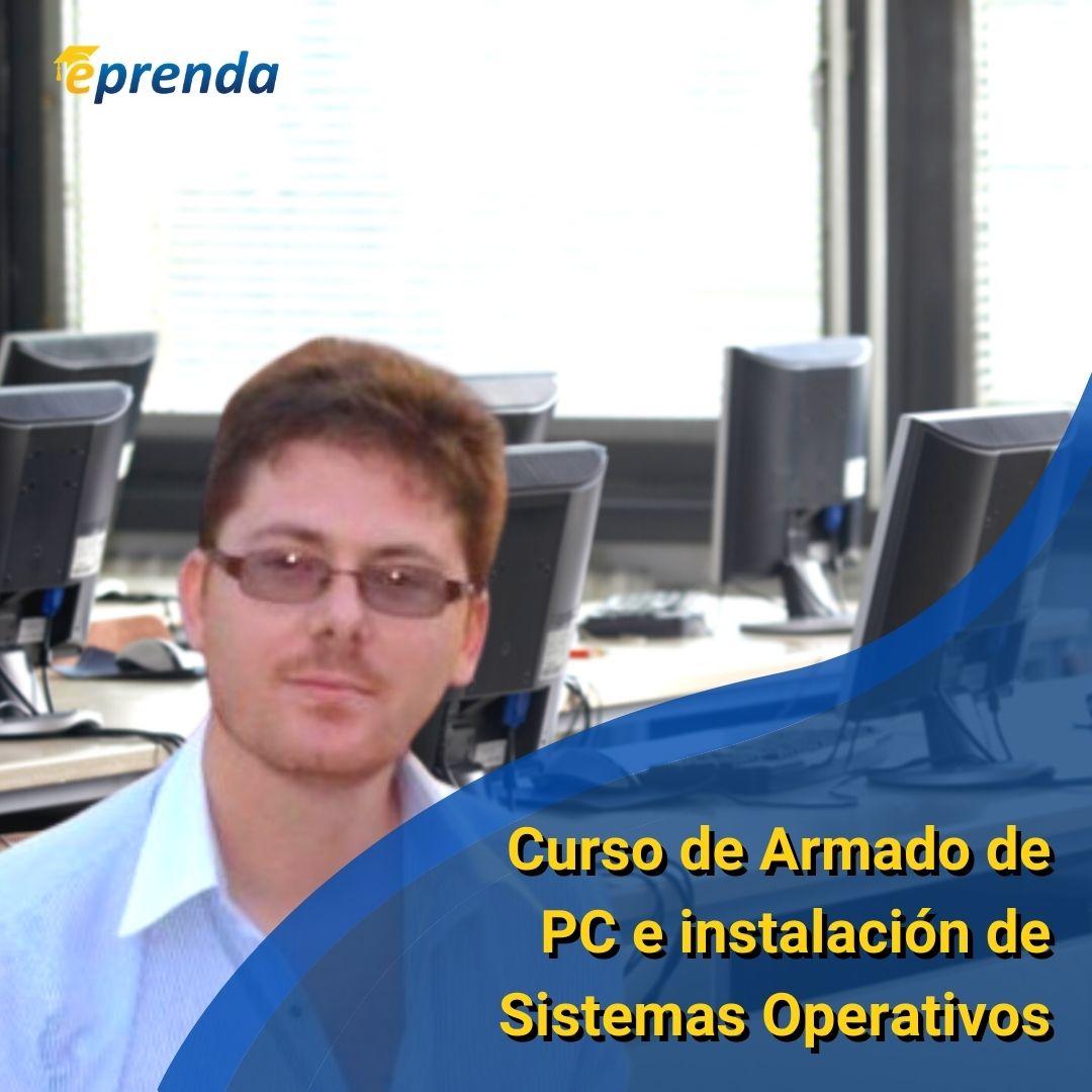 Curso de Armado de PC e Instalación de Sistemas Operativos con Introducción a Redes