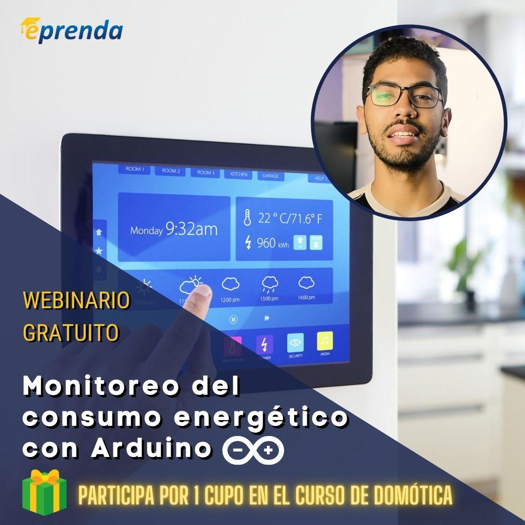 Monitoreo del consumo energético con Arduino