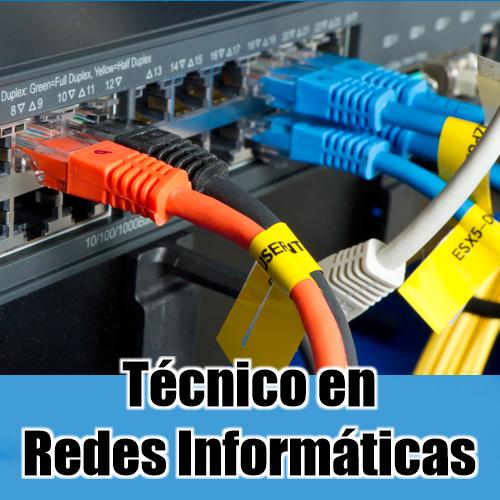 Técnico en Redes Informáticas
