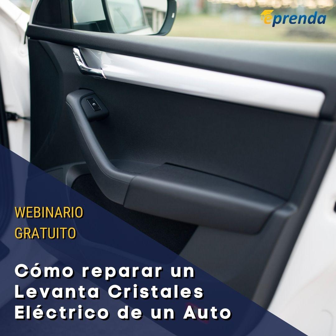 Cómo reparar el levanta cristales eléctrico de un auto