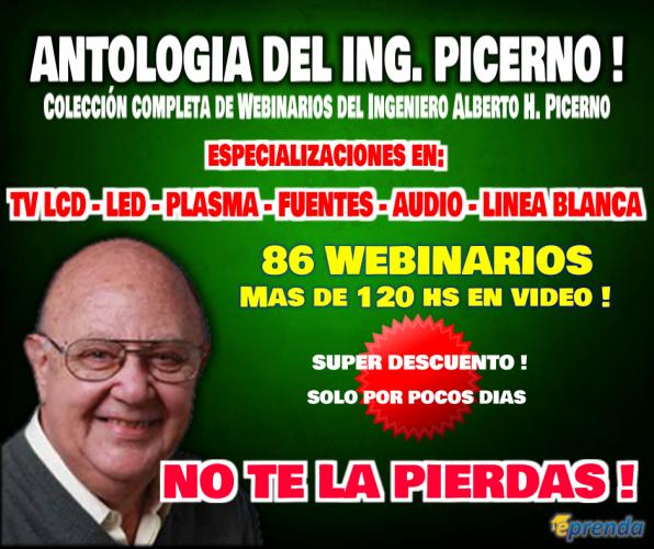 Antología Picerno - Colección completa