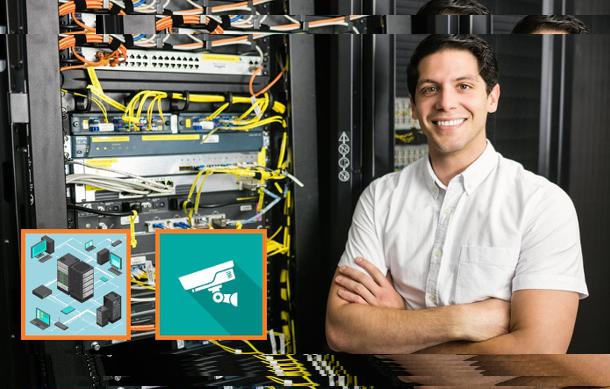 Técnico en REDES Informáticas y Seguridad (3 Cursos Completos)