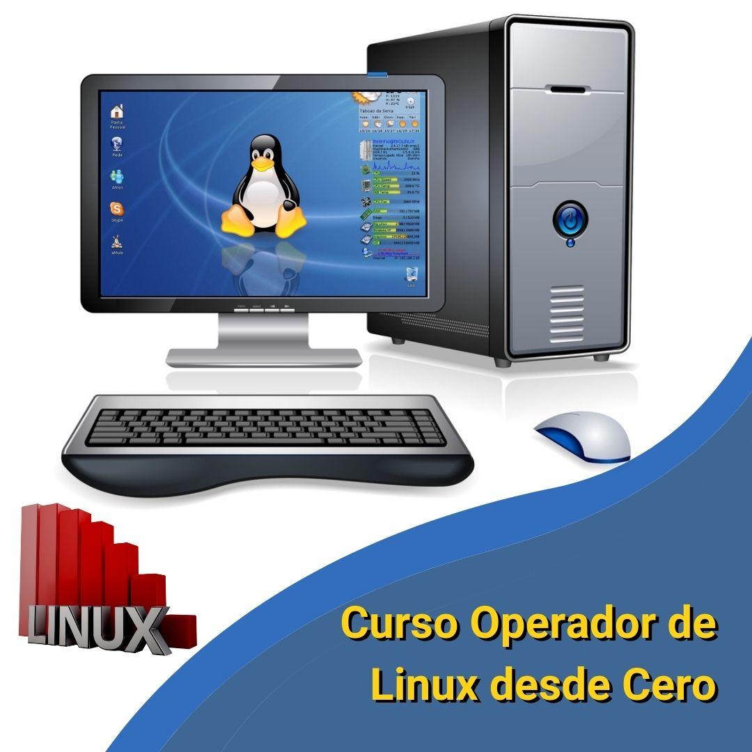 Operador de Linux desde cero