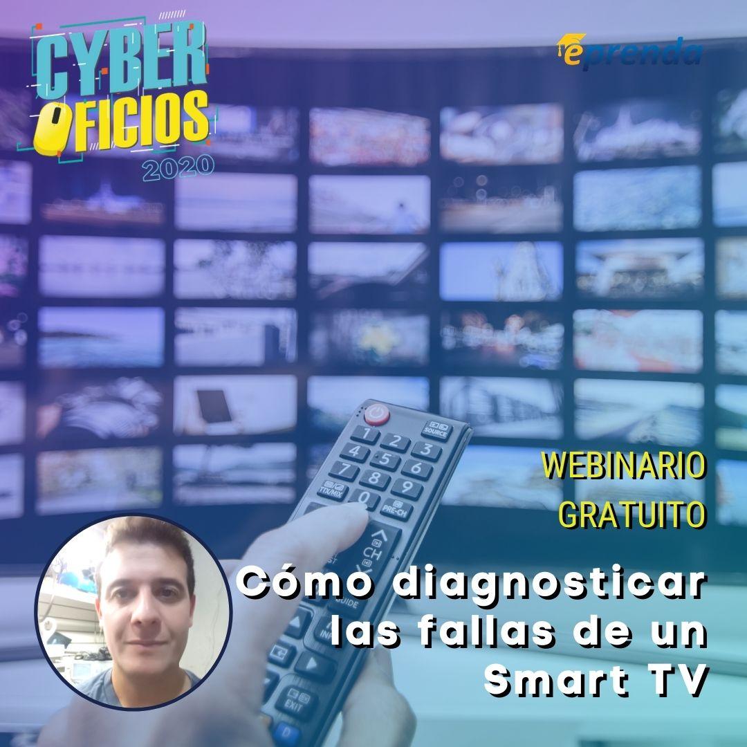 Cómo diagnosticar las fallas de un Smart TV rápidamente