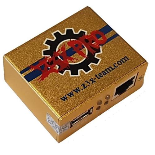 Curso Reparación de Celulares: Z3X Box