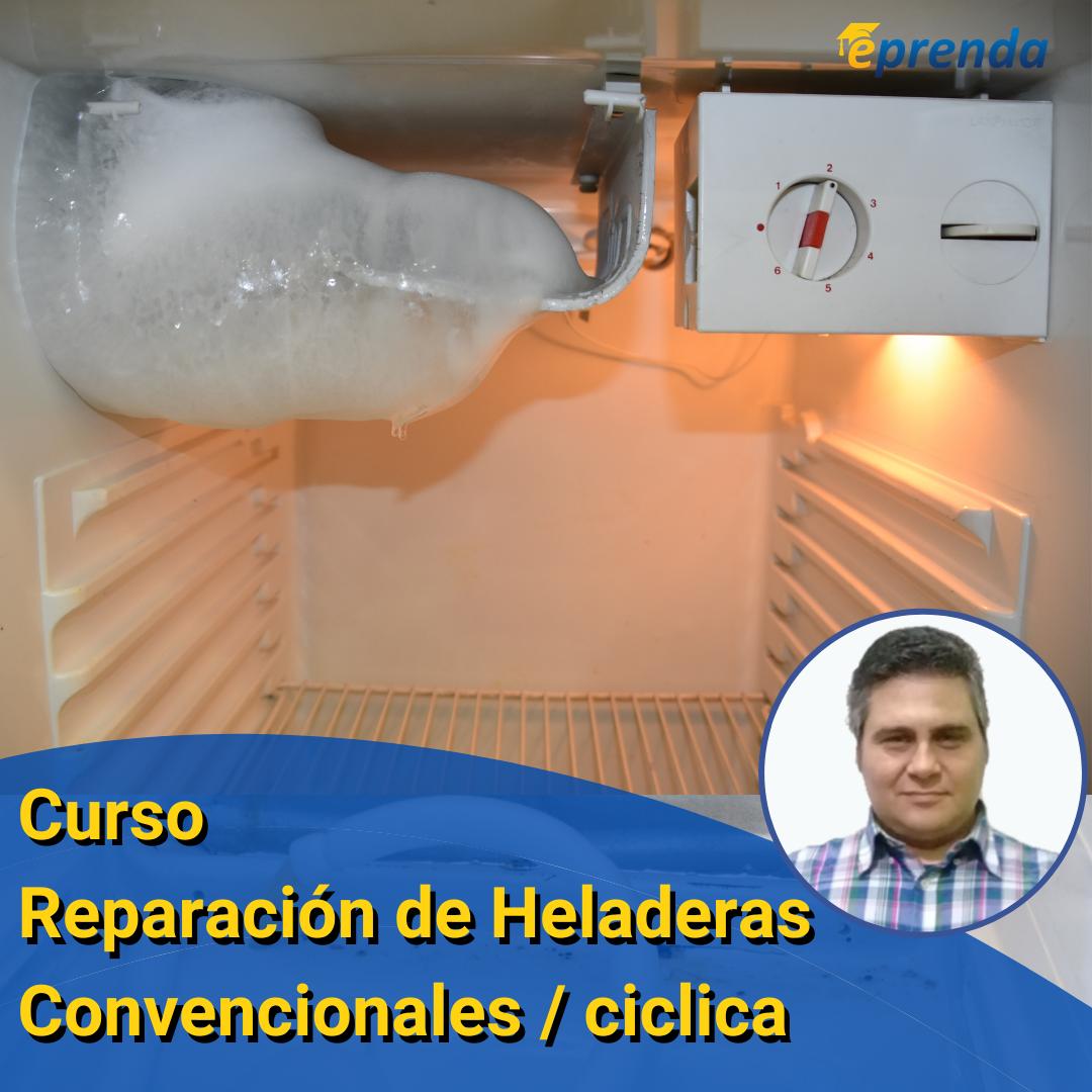 Curso de Heladeras Convencionales / ciclica