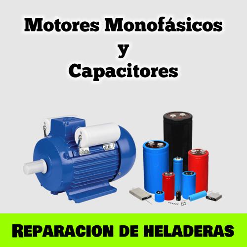 Curso Reparación de Heladeras: Motores Monofásicos y Capacitores