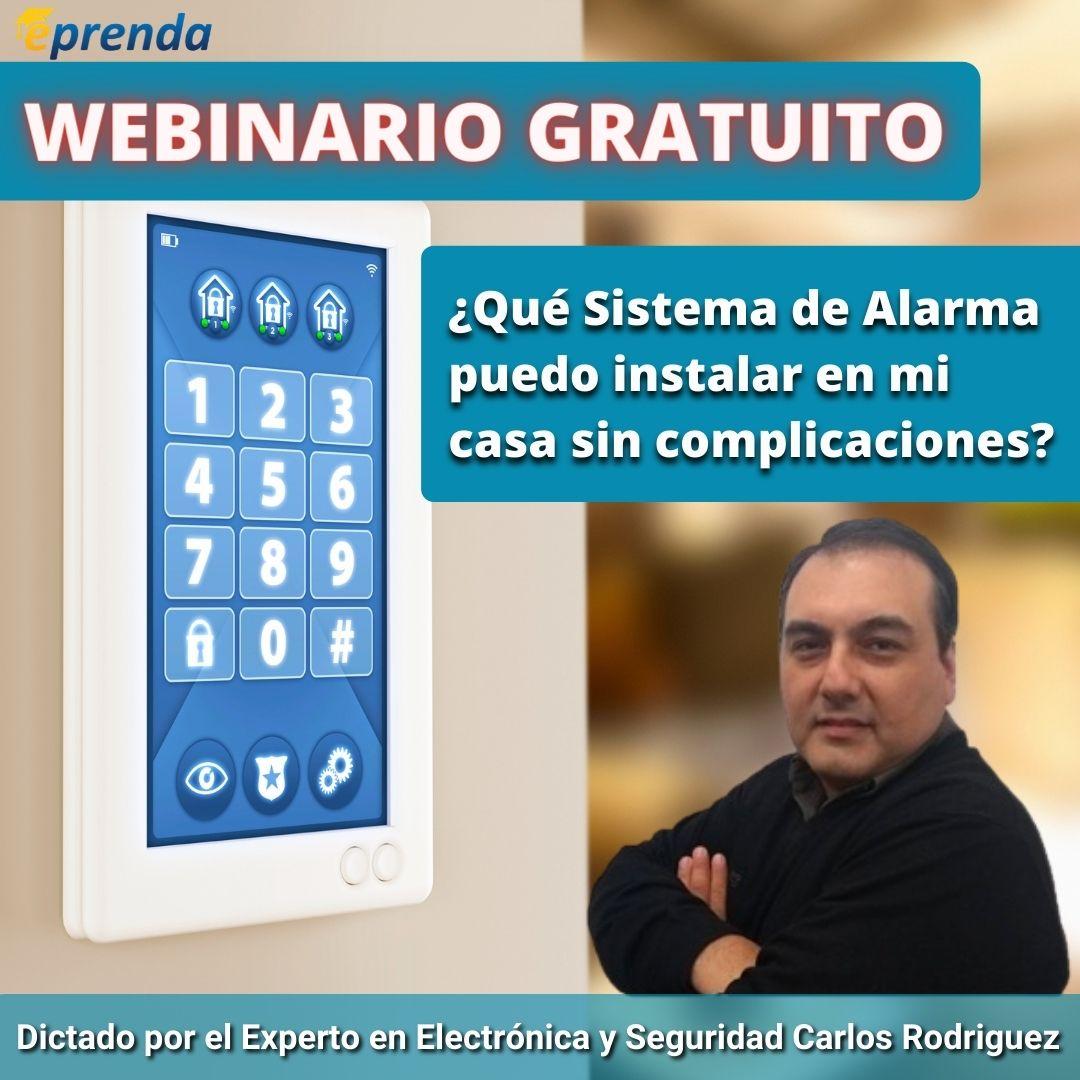 Introducción a los Sistemas de Alarmas Hogareños