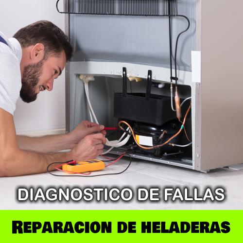 Curso Reparación de Heladeras: Diagnóstico de  Fallas