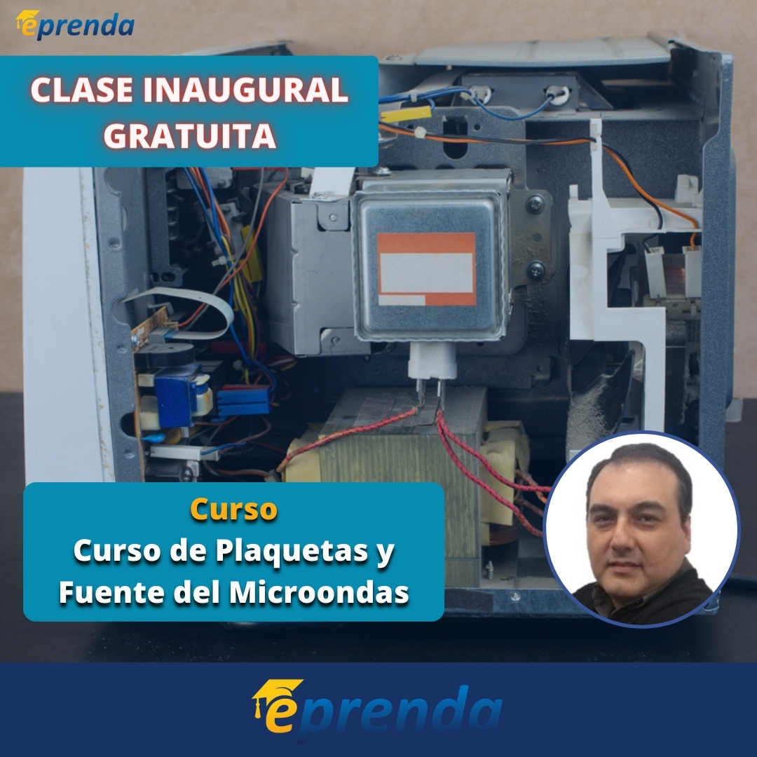 Clase Inaugural: Curso de Plaquetas y Fuente del Microondas