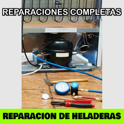 Reparaciones Completas