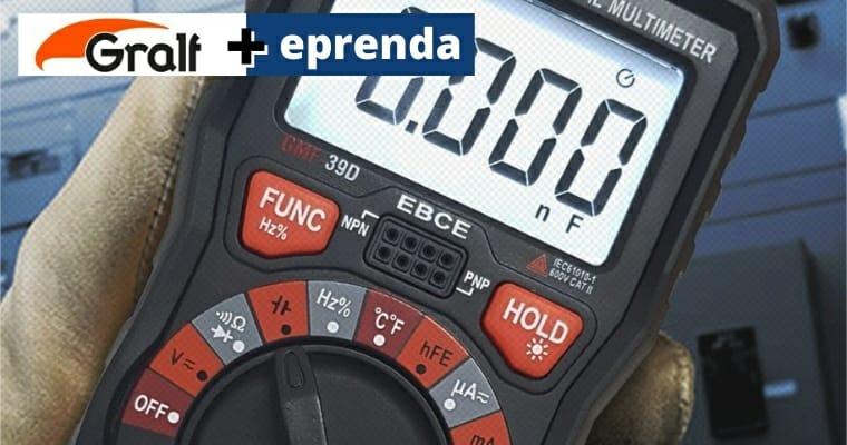 Instrumentos de Medición GRALF para nuestros Alumnos de EPRENDA