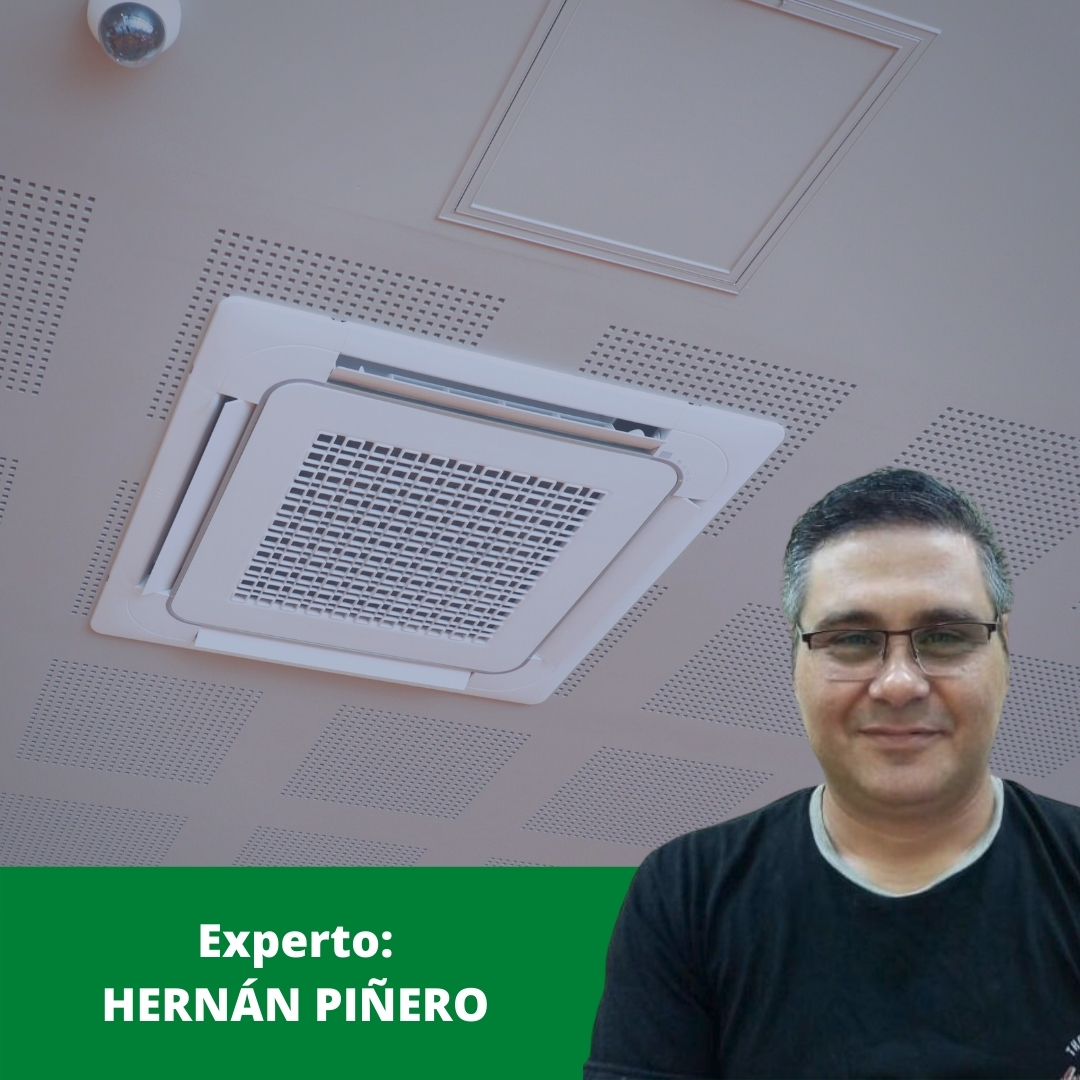 Clase Inaugural: Electrónica Aplicada la refrigeración y Reparación de Equipos Split Piso Techo