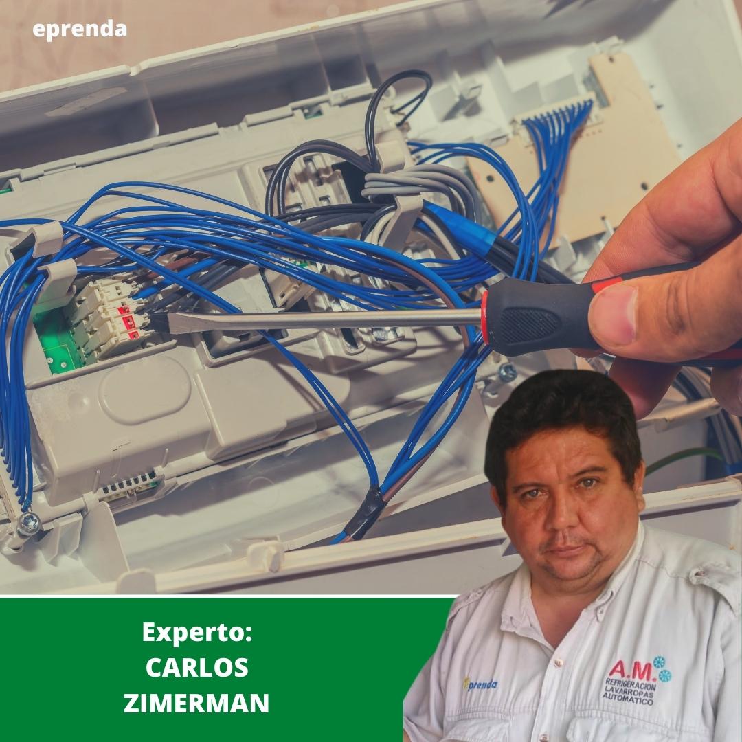 Clase Inaugural: Curso de plaqueta electrónica del lavarropas automático