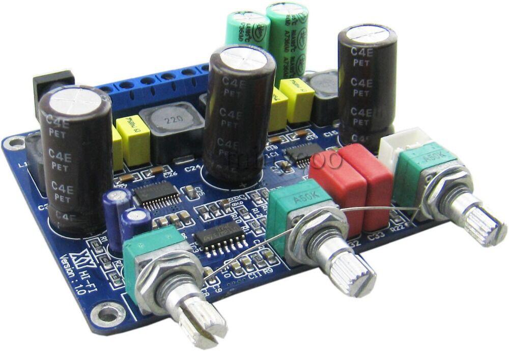 Webinario 3 - Amplificadores Digitales de Audio