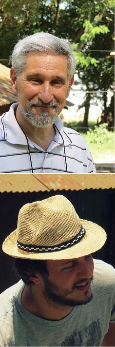 Ing.Sergio Rusconi y MG. Ing. Cristian Wallace