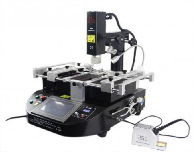 Tecnología BGA con maquina de Reballing