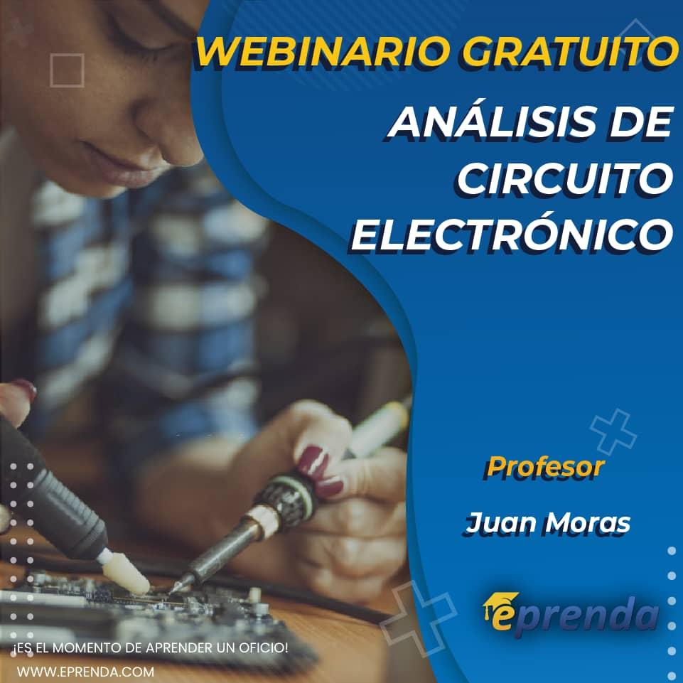 Cómo analizar un circuito electrónico y elaborar un método de reparación