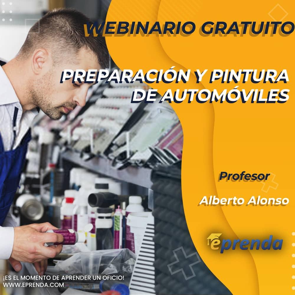 Alcanza la excelencia en la Preparación y Pintura de Automóviles