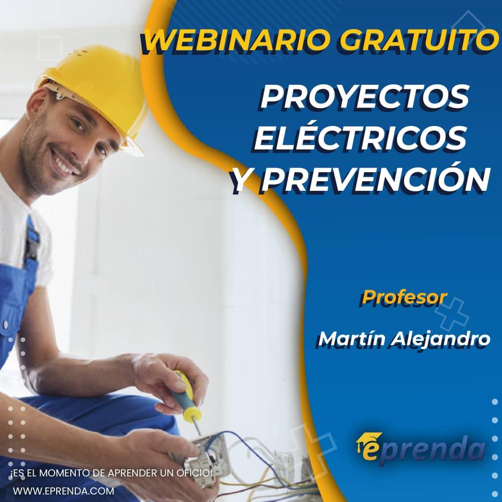 Proyectos eléctricos y prevención