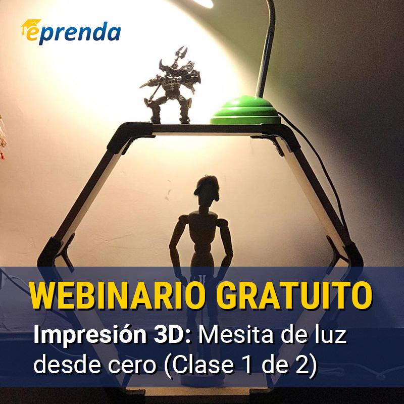 """Impresión 3D """"Mesita de luz desde cero"""" (Parte 1)"""