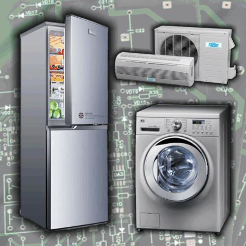 Electrónica de Split, Refrigeradores y Lavarropas