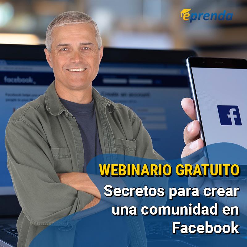 Secretos para crear una comunidad en Facebook