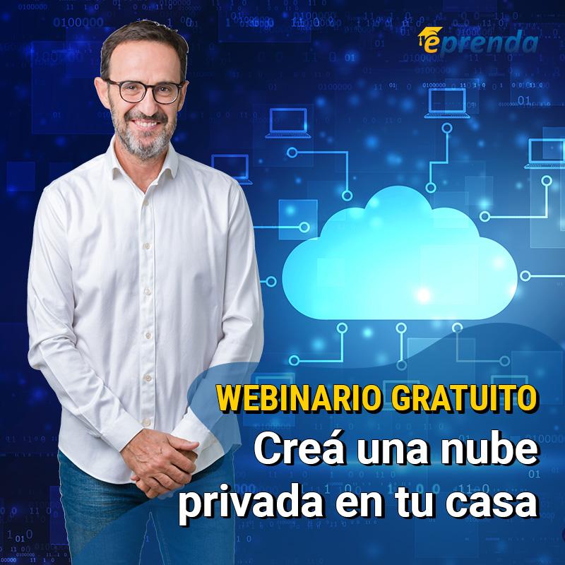 Creá una nube privada en tu casa (Clase 2 de 2)