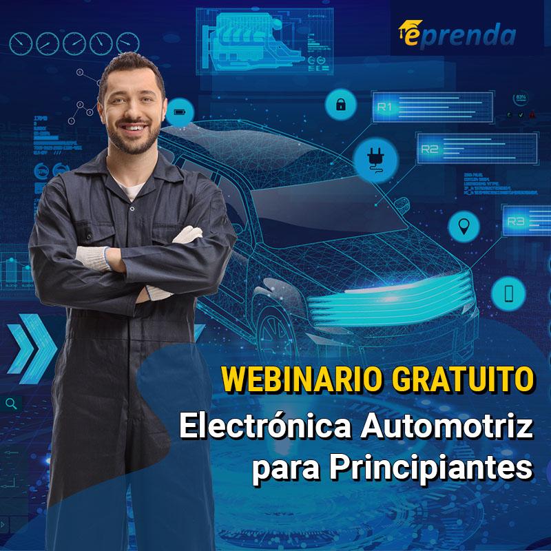Electrónica automotriz para principiantes