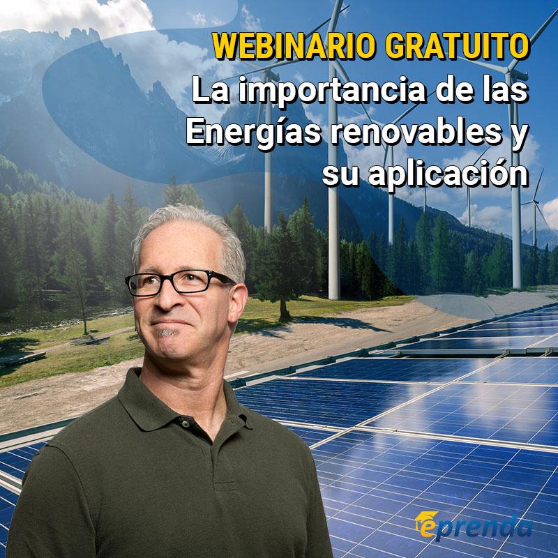 La importancia de las Energías renovables y su aplicación