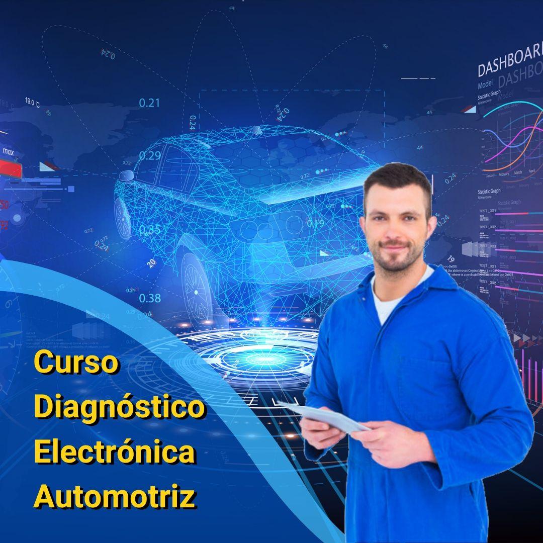 Curso Diagnóstico Electrónica Automotriz (Segunda Edición)