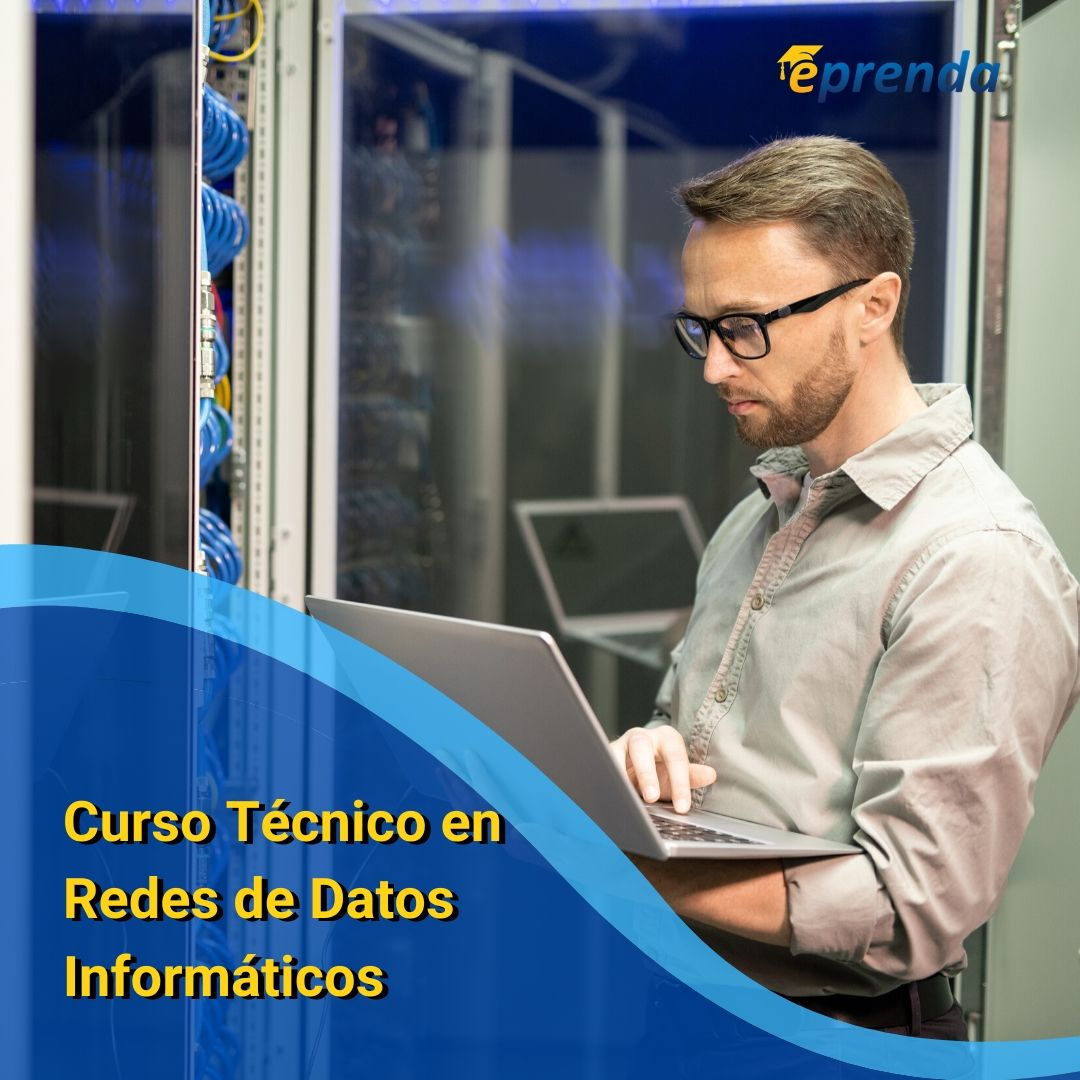 Curso Técnico en Redes de Datos Informáticos